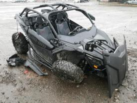 Salvage CAN-AM SIDEBYSIDE